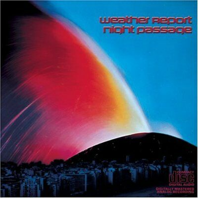Weather Report - Night Passage CD SONY CUSTOM MARKETING GROUP NEW