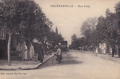 Orléansville Rue D'Isly