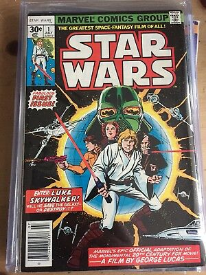 Marvel Star Wars 1 ,2,and 3 .1977