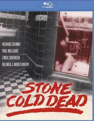 Stone Cold Dead (Blu-ray Disc, 2017, Kino Lorber) NEW!