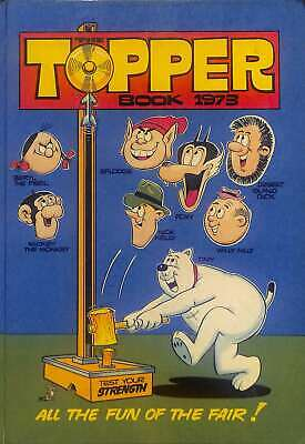 The Topper Book 1973 (Annual), Acceptable Condition Book, , ISBN