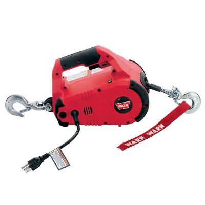 Warn 110-Volt AC PullzAll Hand-Held Electric Portable Pulling and Lifting Tool-8