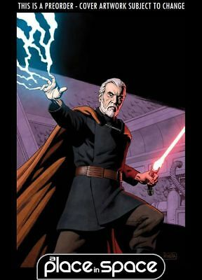 (Wk07) Star Wars Age Of Republic: Count Dooku #1A - Preorder 13Th Feb