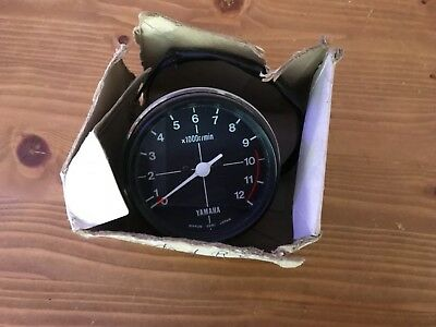 Yamaha RS 125 / 125 RS, compte tours neuf / NOS tachometer ass'y