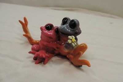 """Kitty's Critters 2006  """" Moments  """"   Frog"""