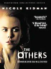 The Others (Two-Disc Collector's Edition) DVD, Nicole Kidman, Christopher Eccles