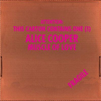 Cooper, Alice - Muscle Of Love Vinyl LP Friday Music NEW