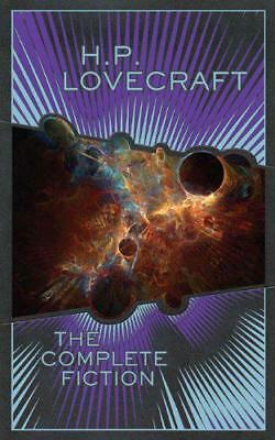 H.P. Lovecraft: The Complete Fiction (Barnes & Noble Leatherbound Classics) (Bar