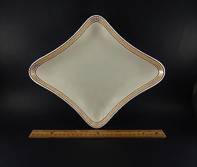 Rare Antique 18th Century Wedgwood Creamware Tray Platter Lozenge Shape 13""