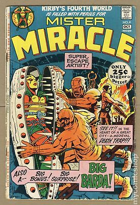 Mister Miracle (1st Series) #4 1971 VG- 3.5