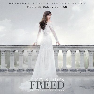 OST/ Various - Fifty Shades Freed-Score CD Backlot Music NEW