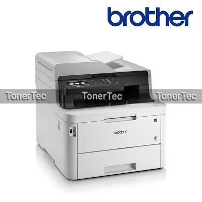 Brother MFC-L3770CDW Multifunction Wi-Fi Color LED Laser Printer+Duplex+ADF 24PP