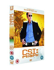C.S.I. - Crime Scene Investigation - Miami - Season 7 - /brand new and sealed 15