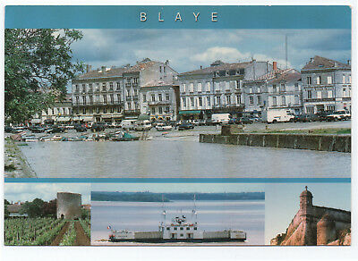 (P962) Blaye, Gironde. Editions Rene. CPSM