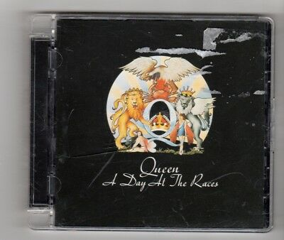(IP975) Queen, A Day At The Races - 2011 CD