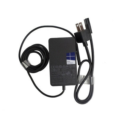 Genuine 65W 15V 4A AC Adapter Charger for Microsoft Surface Book Pro 3 Pro 4