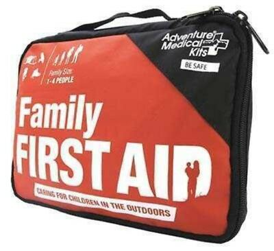 Camping Adventure Medical Kits First Emergency Aid Family AD0230