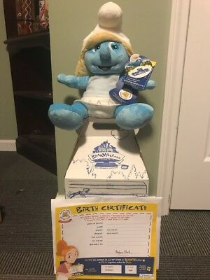Build A Bear Arabian Horse Bnwt Box And Birth Certificate 17 99