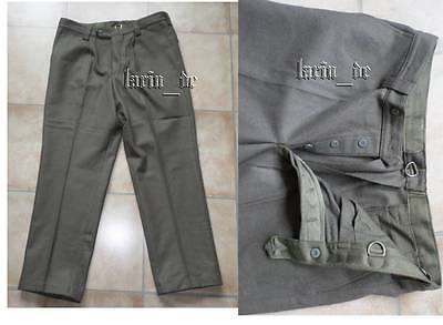 Deutsche Armee NVA Uniform- Hose m52 u/2 1960( M 50 DDR East german army trouser
