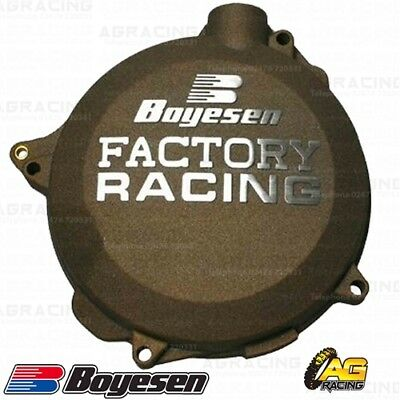 Boyesen Factory Racing Magnesium Clutch Cover For KTM EXC SX Husqvarna TE