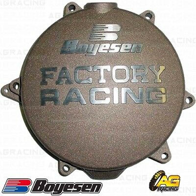 Boyesen Factory Racing Magnesium Clutch Cover For KTM SXF 250 13 Husaberg TE 250