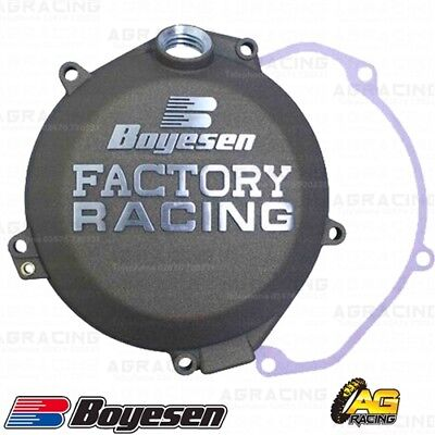 Boyesen Factory Racing Magnesium Clutch Cover For KTM SXF EXCF Husqvarna 250 350