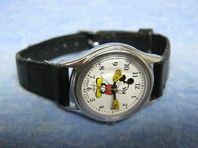 Women's MICKEY MOUSE Water Resistant Watch by LORUS w/ New Battery