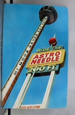 South Carolina SC Myrtle Beach Astro Needle Postcard Old Vintage Card View Post