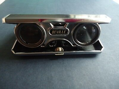 Sport Glass 25x Deville Made in Japan Vintage excellent condition