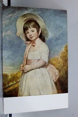 Art Romney Miss Willoughby Postcard Old Vintage Card View Standard Souvenir Post