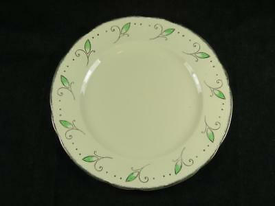 REPLACEMENT CHINA Vintage ROYAL MARIGOLD Salad Plate Green Alfred Meakin 1930s