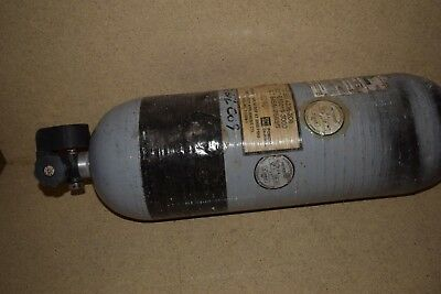 MSA Mine Safety Applianc 7-1008-1 3000PSI SCBA Airtank-FIRE-RESCUE-PAINTBALL-13N