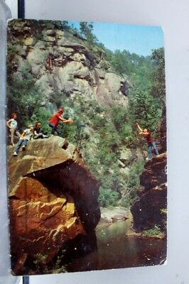 Georgia GA Tallulah Gorge Postcard Old Vintage Card View Standard Souvenir Post