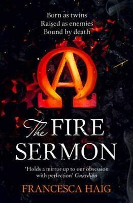 NEW The Fire Sermon By Francesca Haig Paperback Free Shipping