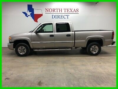 2005 GMC Sierra 2500 SLE 2005 SLE Used Turbo 6.6L V8 32V Automatic Rear Wheel Drive Pickup Truck Premium
