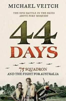 NEW 44 Days By Michael Veitch Paperback Free Shipping