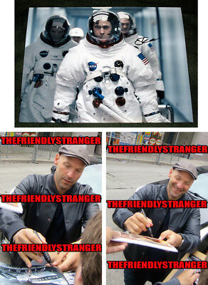 """COREY STOLL signed Autographed """"FIRST MAN"""" 8X10 PHOTO - PROOF - Buzz Aldrin COA"""
