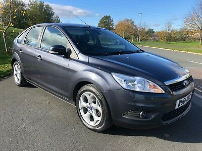 Ford Focus 1.6 Tdci Sport 61 Plate With Sat Nav
