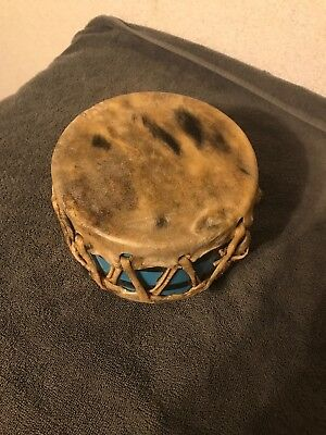 Native American Powwow Drum Small Native Drum Rawhide Drum