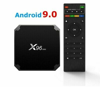 X96 Smart TV Box 2GB RAM 16GB Android 6.0 Quad Core 3D + Mini Tastiera