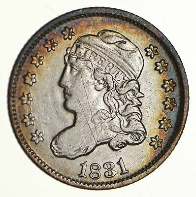 1831 Capped Bust Half Dime LM-2 - Circulated *6285