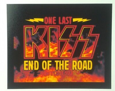 KISS☆End of the Road☆Magnet☆☆