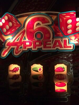 Fruit machine 6 appeal