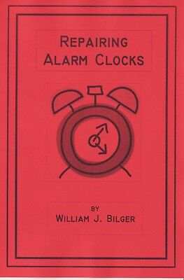 Repairing Alarm Clocks - How to CD - Book -