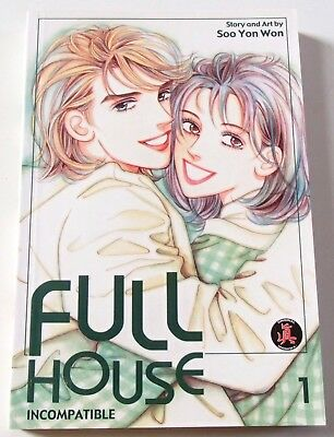 New Full House Volume 1 Manga Graphic English Book Novel Comic