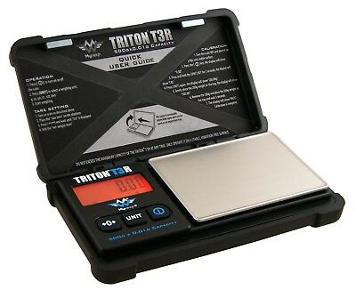 My Weigh Triton T3R 500g x 0.01g Rechargeable Pocket Scale