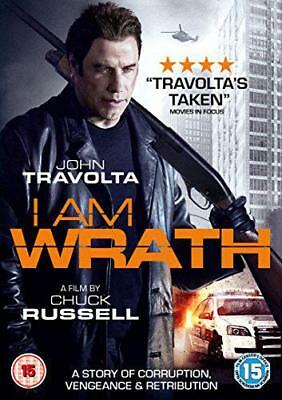 I Am Wrath [DVD] [2016], DVD, New, FREE & Fast Delivery