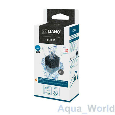 Ciano CF20/CF40/Small Replacement Filter Foams