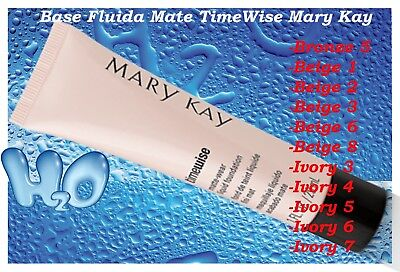Base Fluida Mate Mary Kay TimeWise Matte-Wear Liquid Foundation 29ml.