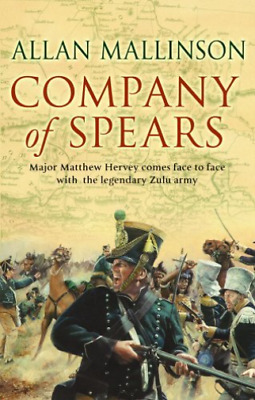 Mallinson,A-Company Of Spears (B Format) (Uk Import) Book New